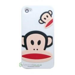 iPhone 4 serie Paul Frank (Vit)