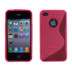 iPhone 4 serie S-line (Rosa)
