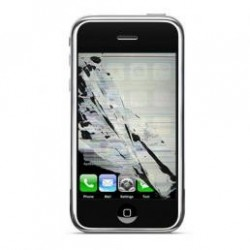 iPhone 4 Digitzer/LCD Byte