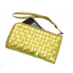 iPhone Mobilväska Platini (Guld)