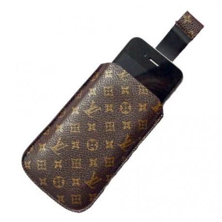 iPhone Louis Vuitton Fodral (Brun)