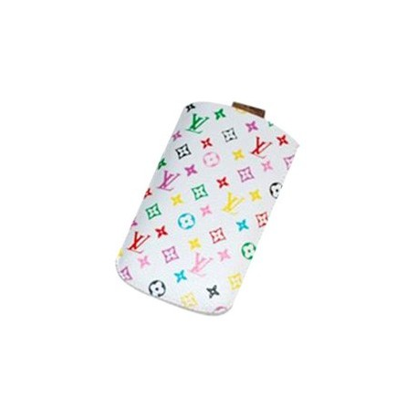 iPhone Louis Vuitton Fodral (Vit)