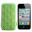 iPhone Fodral Puzzle (Grön)