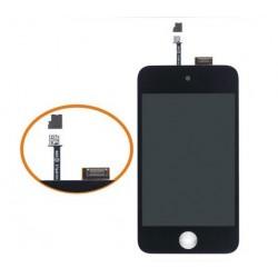 iPod Touch 4 Skärmglas Digitizer LCD