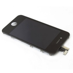 iPhone 4 Digitizer LCD Komplett (Svart)