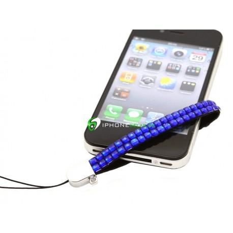 iPhone Strap Diamond (Blå)