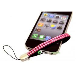 iPhone Strap Diamond (Rosa)