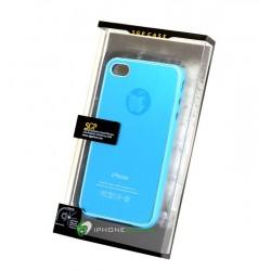 iPhone 4 SGP Ultra Thin (Blå)