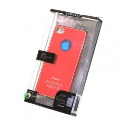 iPhone 4 SGP Ultra Thin (Röd)