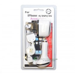 iPhone iPad laddare Kit
