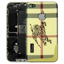 iPhone 4 Bakstycke Burberry