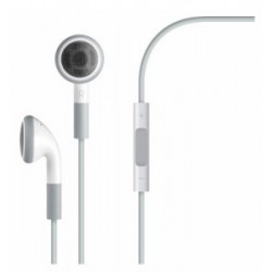 iPhone iPod Handsfree Headset med mic