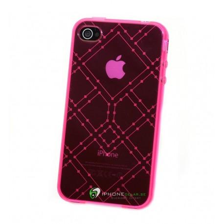 iPhone 4 serie Electro (Rosa)