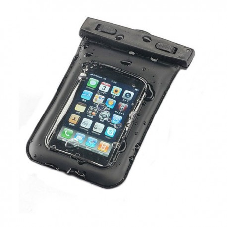 Vattentätt Fodral Väska iPhone, iPod (Svart)
