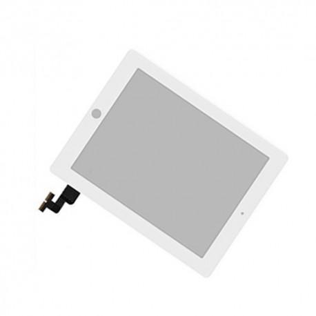 iPad 2 Skärmglas med Digitizer Touch Skärm (Vit)