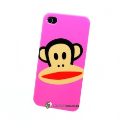 iPhone 4 serie Paul Frank (Rosa)