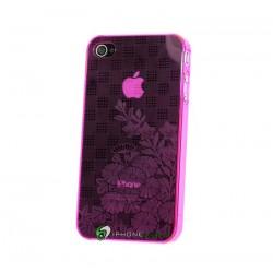 iPhone 4 Flower Mania (Rosa)