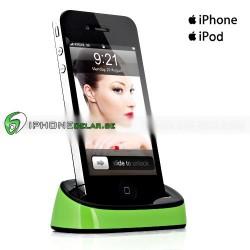 iPlex iPhone iPod Dock (Grön)