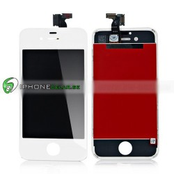 iPhone 4S Digitizer LCD Komplett (Vit)