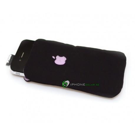 iPhone Fodral Soft Apple (Rosa)