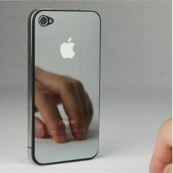 iPhone 4 Bakstycke Mirror (Spegel)