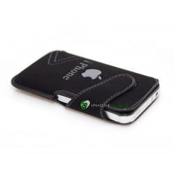 iPhone Fodral iApple Holster (Svart)