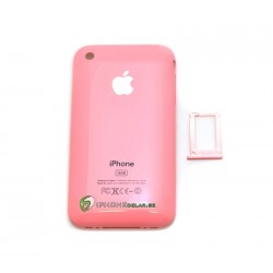 iPhone 3G/GS Bakstycke 16GB (Rosa)