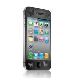 iPhone 4/4S Skärmskydd 3D Fjärilar