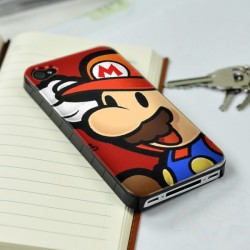 iPhone 4/4S Mario Bros