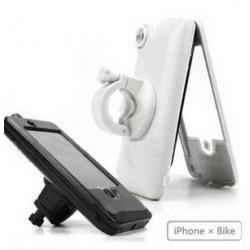 iPhone 4/4S Cykelhållare (Svart)