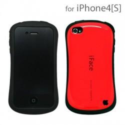 iPhone 4/4S iFace (Röd)