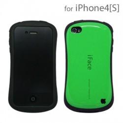 iPhone 4/4S iFace (Grön)
