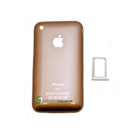 iPhone 3G/GS Bakstycke 32GB (Coffee)