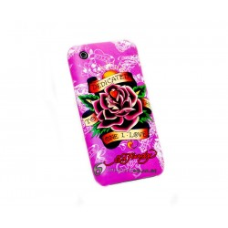 iPhone 3G/GS Ed Hardy Dedicated to The One I Love