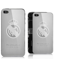 iPhone 4S Bakstycke Real Madrid