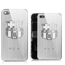 iPhone 4 Bakstycke FC Barcelona