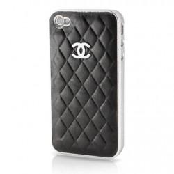 iPhone 4/4S CH Elegant (Svart)