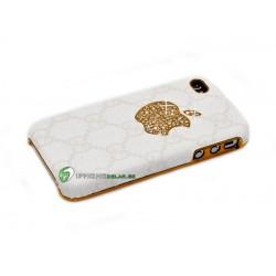 iPhone 4/4S Big Apple Gacci (Vit)