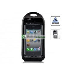 iPhone 4/4S Aryca Vattentåligt Skal (Svart)