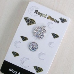 iPhone Royal Stone Kit (Silver)