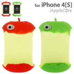 iPhone 4/4S iApple Core Kit (Röd)