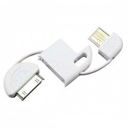 iPhone Mini Micro USB Sync (Vit)