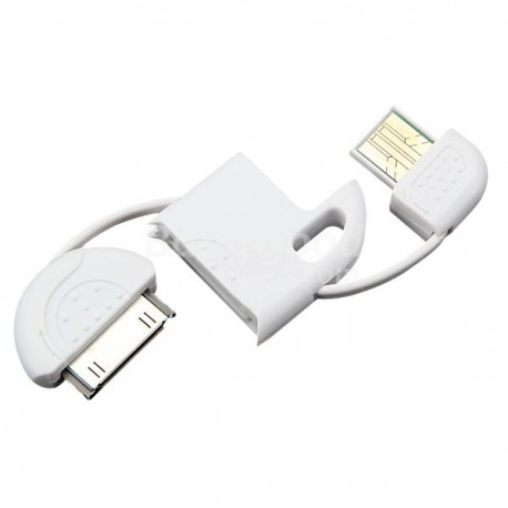 iPhone Mini Micro USB Sync (Vit)
