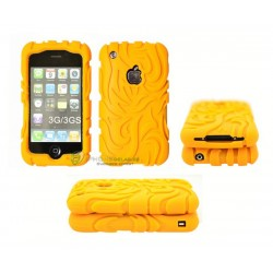 iPhone 3G/GS serie Magma (Orange)