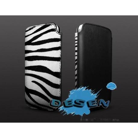 iPhone Pouch Fodral Zebra Classic
