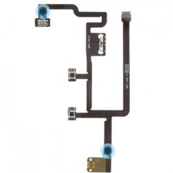 iPad 3 Volym & Power & Mute Knapp Flex Kabel