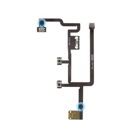 iPad 3 Volym & Power & Mute Knapp Flex Kabel