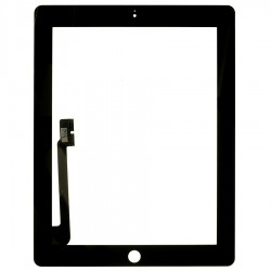 iPad 3 Digitizer (Svart)