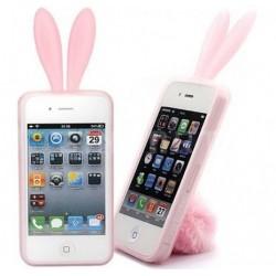 iPhone 4/4S Rabbit (Rosa)