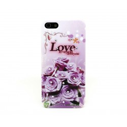 iPhone 5 Skal Roses (Love You)